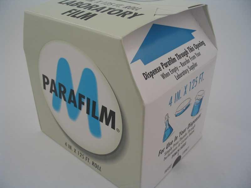 Parafilm See Table Below Trajan Scientific And Medical