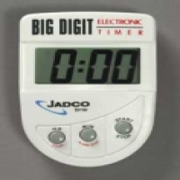 Jadco Big Digit Clock Timer